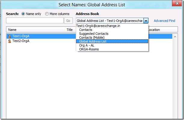 How to Implement Address Book Policies in Exchange 2010 SP2 Effectively