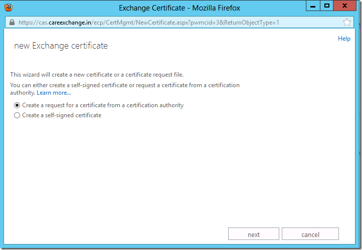 How to use a internal Windows CA (Certificate Authority) in