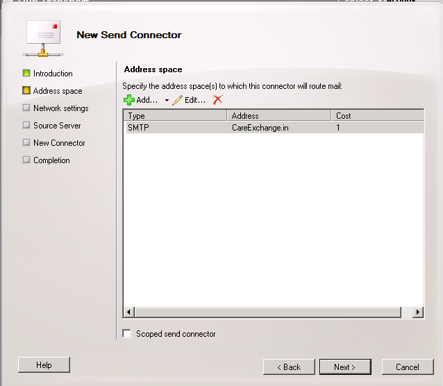 How to Configure Cross forest connectors (Mail flow) Exchange 2010