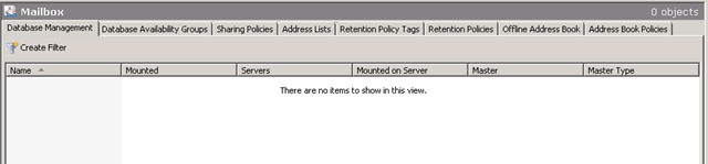Uninstalling Exchange Server 2010