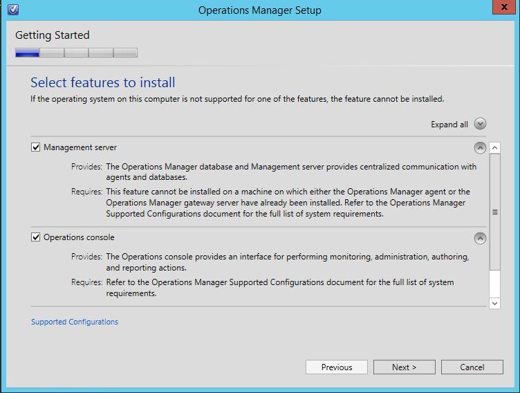 Operations Manager 2012 R2–Rapid Enterprise Deployment