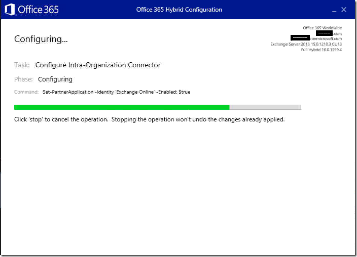Office 365 Hybrid Duplicate Mailboxes