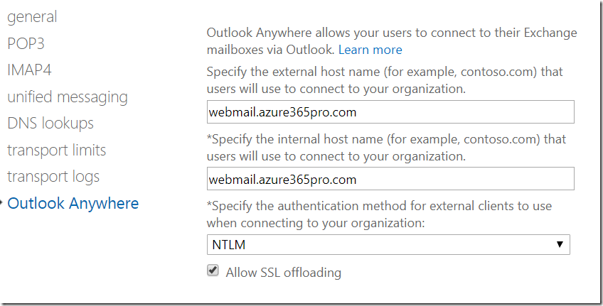 Troubleshooting Authentication prompts in Outlook